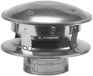 SELKIRK Corp 244800 Vertical Termination Cap, 4-Inch