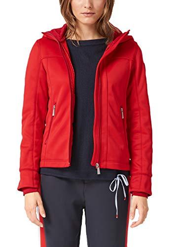 s.Oliver Damen 05.902.51.7007 Jacke, Rot (True Red 3123), (Herstellergröße: 38)