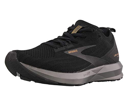 Brooks Levitate 3 Black/Ebony 5.5