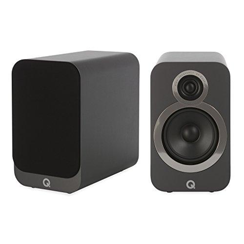 Q Acoustics - Par de altavoces 3020i para estantería