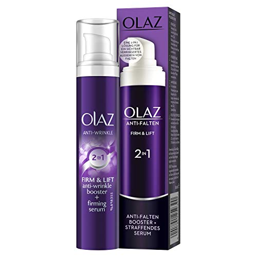 Olaz Anti-rimpel Lift 2in1 Booster en verstevigend serum 50 ml