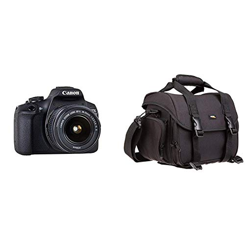 Canon EOS 2000D Spiegelreflexkamera +...