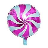 Tomaibaby - Lote de 24 globos de colores para chupetes dulces, globos de...