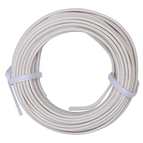 Universal Garage Door Wire 35265B 2 Conductor Bell Wire for Control Station / Sensors, Genie