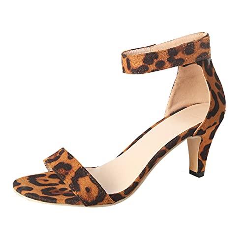 Scarpe Donna Estive Scarpe Cerimonia Donna Oro Pantofole Donna Estive Comode Sandali Donna In Offerta Sandali Donna Ciabatte Donna Spugna (Marrone 2, 38)
