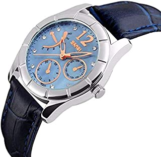 Skmei Casual Watch For Women Analog Leather - MJS0051