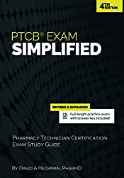 cheap Simplified PTCB Exam: Guide to Pharmacist Certification Exam