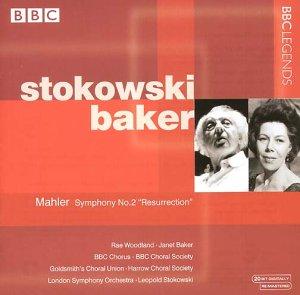 Mahler Symphonie Nr. 2 / Stokowski / Baker