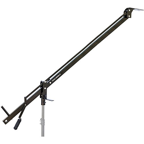 PROAIM Astra Professional Mini Camera Jib Arm for DSLR Video Film Camera   Heavy-Duty Yet Lightweight, Best Travel/Indoor/Outdoor Aluminum Crane with LCD Arm + Bag (JB-AS08-00, 8ft)