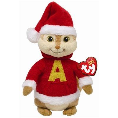 Ty 40935 Peluche - Beanie Babies - Alvin la Ardilla