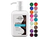 Keracolor Clenditioner Color Depositing Conditioner Colorwash, Mocha, 12 fl oz