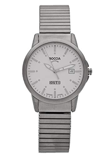 Boccia Herren-Armbanduhr Titan Sport 3625-04