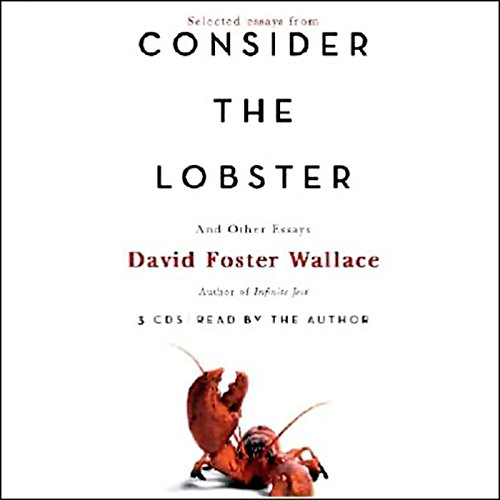 Consider the Lobster and Other Essays (Selected Essays) Titelbild
