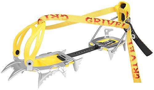 Grivel Crampons Air Tech Light Schuhgröße 35 bis 46 gelb