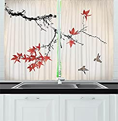 19 Best Fall Themed Kitchen Curtains Must See Designs Home Decor Bliss