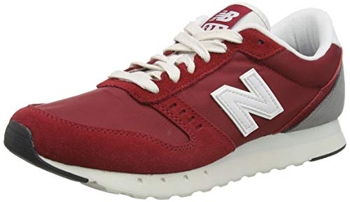 New Balance Herren 311 Core Sneaker, Rot (Scarlet), 44 EU
