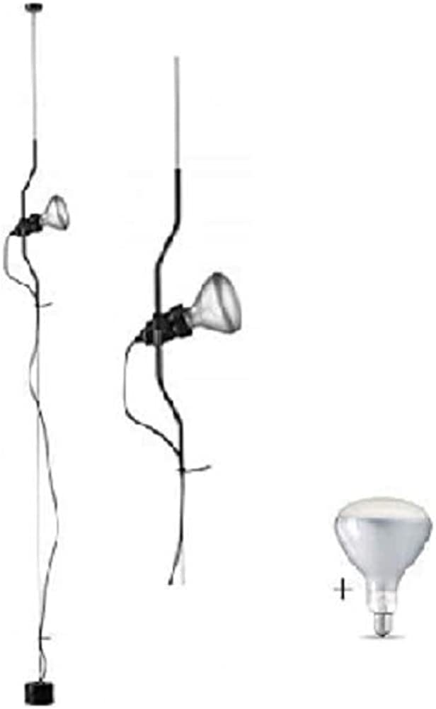 Flos parentesi lampadina led a  sospensione F5400030-LED