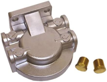Sierra 18-7776 Fuel Super popular specialty store Water Separator 3 Credence Bracket Stainless 8