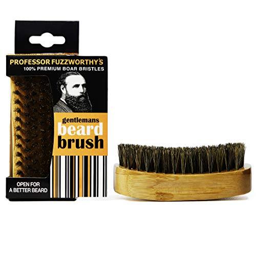 Professor Fuzzworthy Beard Brush