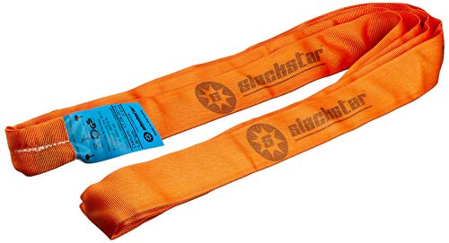 Slackstar 05041RS Slackline Fixpunktbefestigung flexitube, Bruchkraft 3000 kg