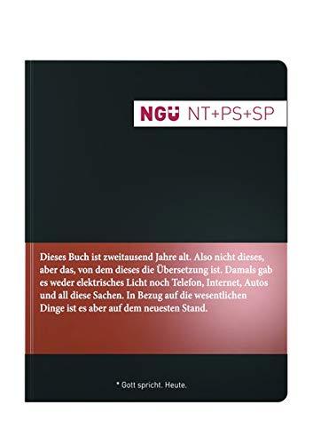 Neue Genfer Übersetzung (NGÜ) - Neues Testament mit Psalmen und Sprüchen: Miniformat