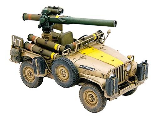 AFVクラブ 1/35 イスラエル国防軍 M38A1/CJ-5 OREV 対戦車ミサイル搭載車 プラモデル FV35S97