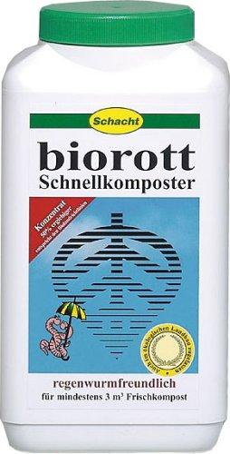 Schacht 1BIOR902 Biorott Schnellkompostierer 2 l