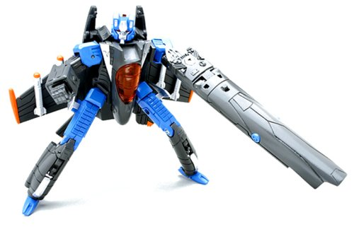 Transformers Action Figure Galaxy Force Figurine GD-O2 Thundercracker Destron Earth