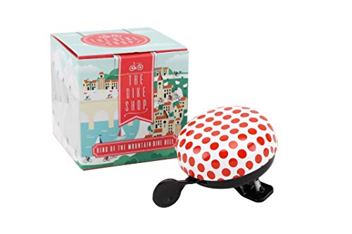 The Bike Shop King Of The Mountain Traditional Classic Cycle Bicycle Bell