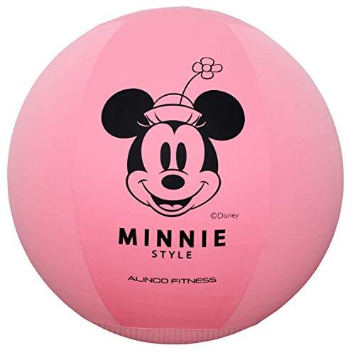 ALINCO(アルインコ) ディズニー ミニー エクササイズボール 65cm カバー付き DSY125ME