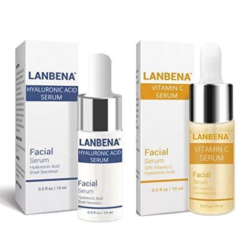 Serum Facial marca LANBENA