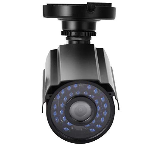 DAUERHAFT Cámara de vigilancia de visión Nocturna por Infrarrojos Cámara Interior de Infrarrojos de Seguridad Bajo Consumo de energía Espera Prolongada(NTSC System)