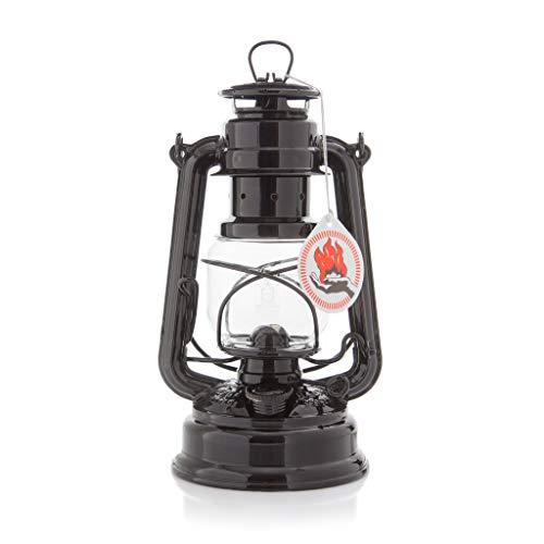 Sturmlaterne Feuerhand 276 schwarz
