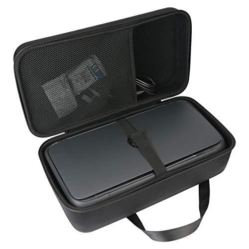 para HP OfficeJet 250 Mobile AiO - Impresora multifunción EVA Duro Viaje...
