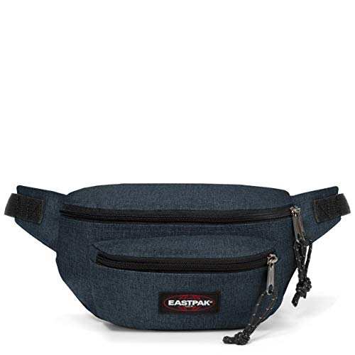 Eastpak Doggy Bag Marsupio portasoldi, 27 cm, 3 L, Blu (Triple Denim)
