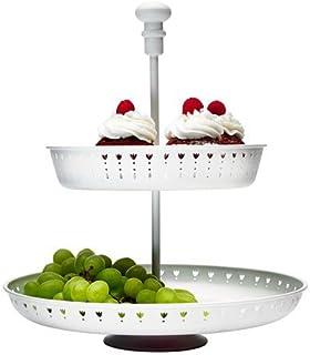 comprar comparacion Ikea 102.587.68 GARNERA - Soporte para 2 pisos (acero), color blanco