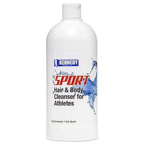 Kennedy SPORT Hair & Body Cleanser for Athletes