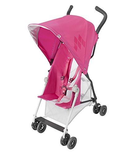 Maclaren WSE10012MARK II Kinderwagen Rosa/Carmine Rose