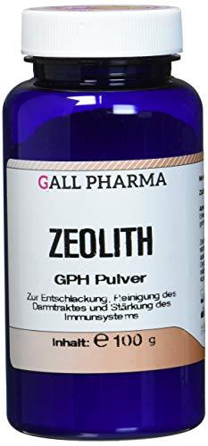 Gall Pharma Zeolith GPH Pulver, 100 g