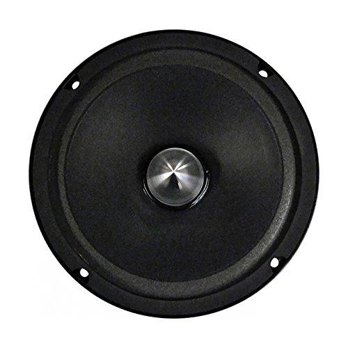 American Bass 6.5 Inch Midrange Open Back Cast Frame 400W Max