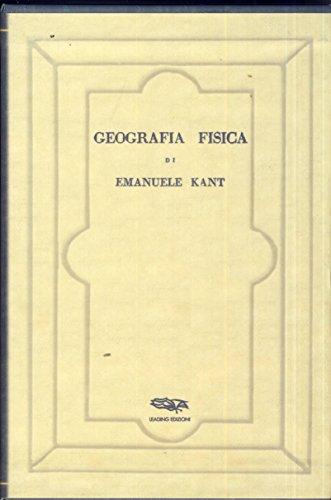 Geografica fisica (rist. anast. 1807-1811)