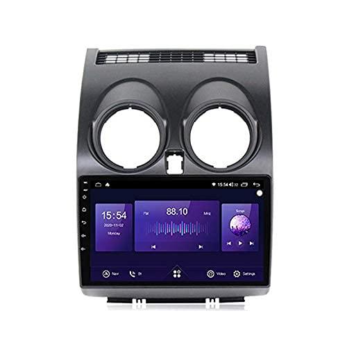 KLL Android 10 Coche Multimedia Video para Nissan Qashqai 2006-2013 Jugador de la navegación del GPS Multi-Pantalla táctil Espejo Enlace BT5.0 RDS DSP Carplay Incorporado