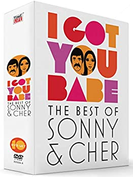 Best Of Sonny And Cher I Got You Babe (10-Disc DVD Set)