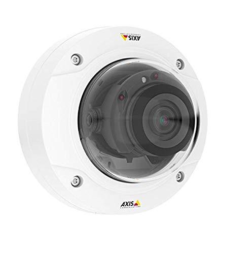 AXIS B093043 PTZ Telecamera di sorveglianza di rete, 8,4 W, 48 V, Bianco