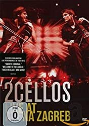 DVD 2CELLOS Live at Arena Zagreb