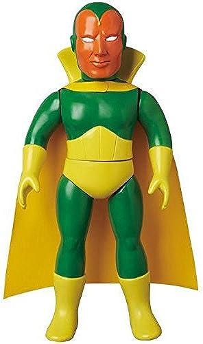 exclusivo Medicom Marvel Hero Sofubi  Vision Figure Figure Figure by Medicom  popular