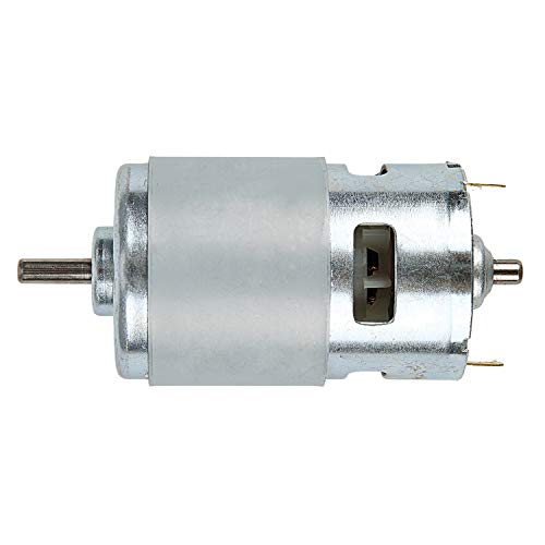JVSISM Dc 12V 150W 13000~15000Rpm 775 Moteur de Haute Vitesse Grand Couple Dc Outil Electrique de Moteur Machines Electriques