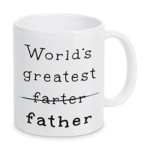 artboxONE Tasse World's Greatest von AB1 Edition - Kaffeetasse Typografie