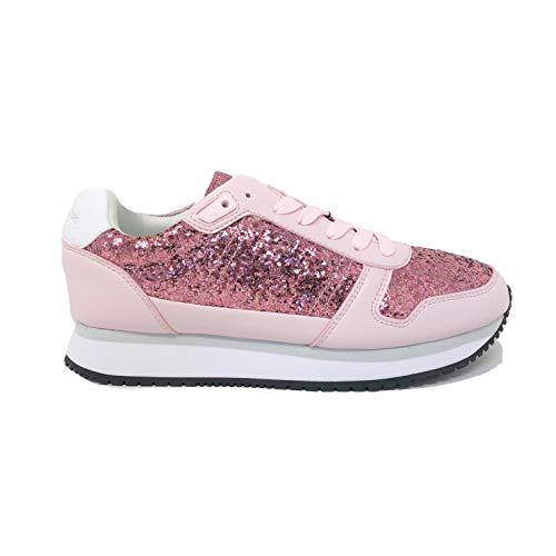 Calvin Klein Runner - Zapatillas deportivas LACEU de mujer YW0YW00072 Size: 39 EU