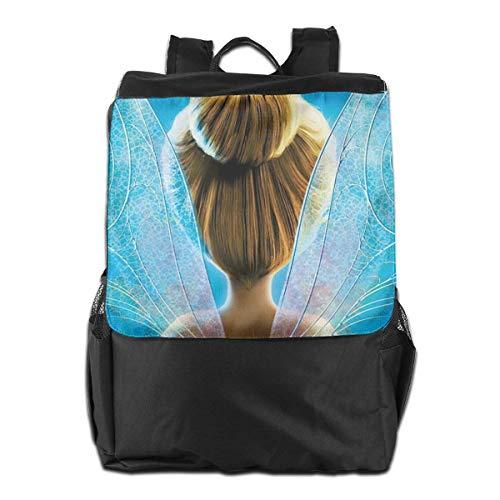 Unisexo Mochila,Bolsas De Viaje Secret of The Wings, Mochilas Útiles para Viajes Al Aire Libre,40cm(W) x48cm(H)